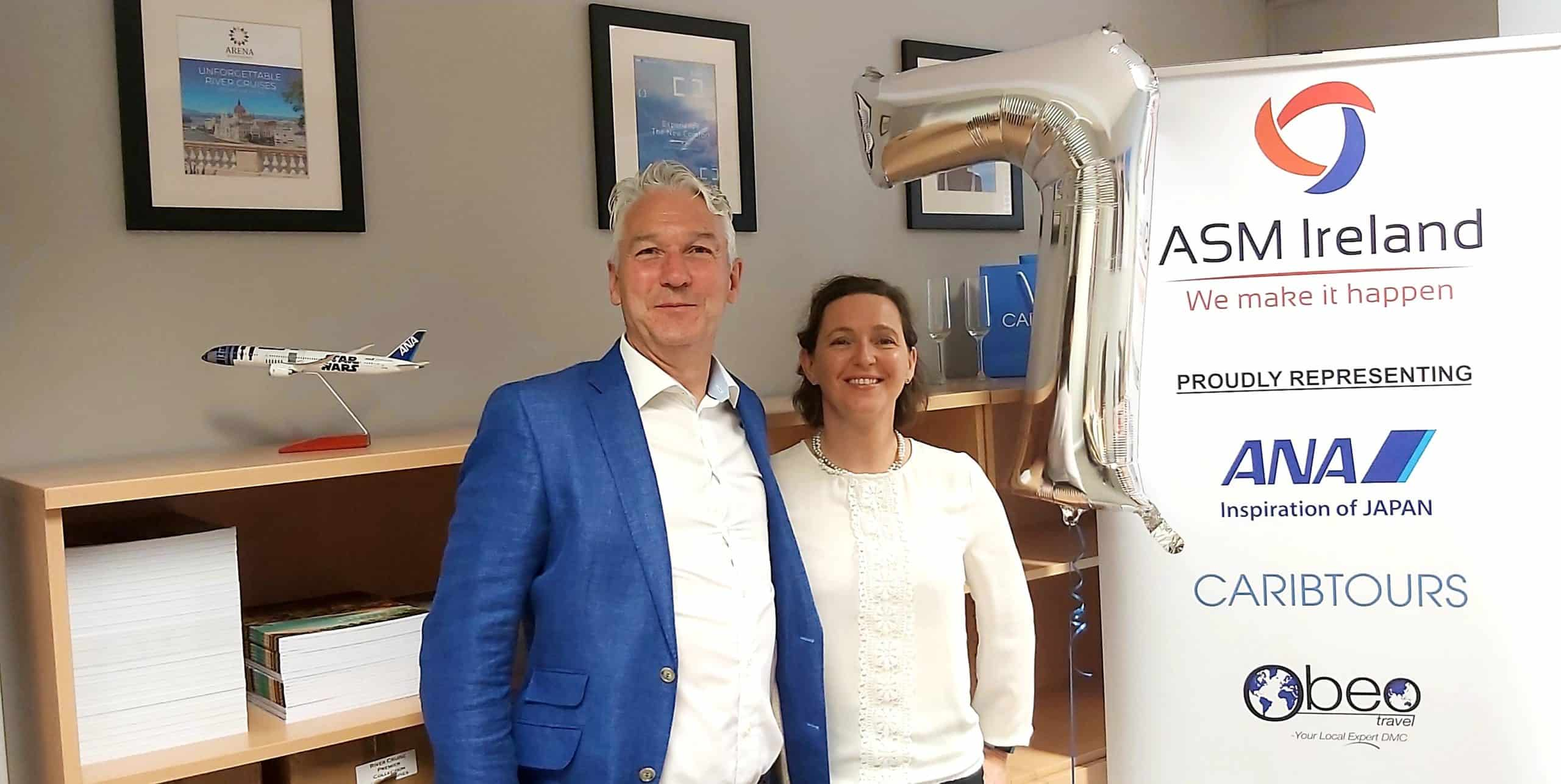 ASM Ireland celebrate 7 years in Business
