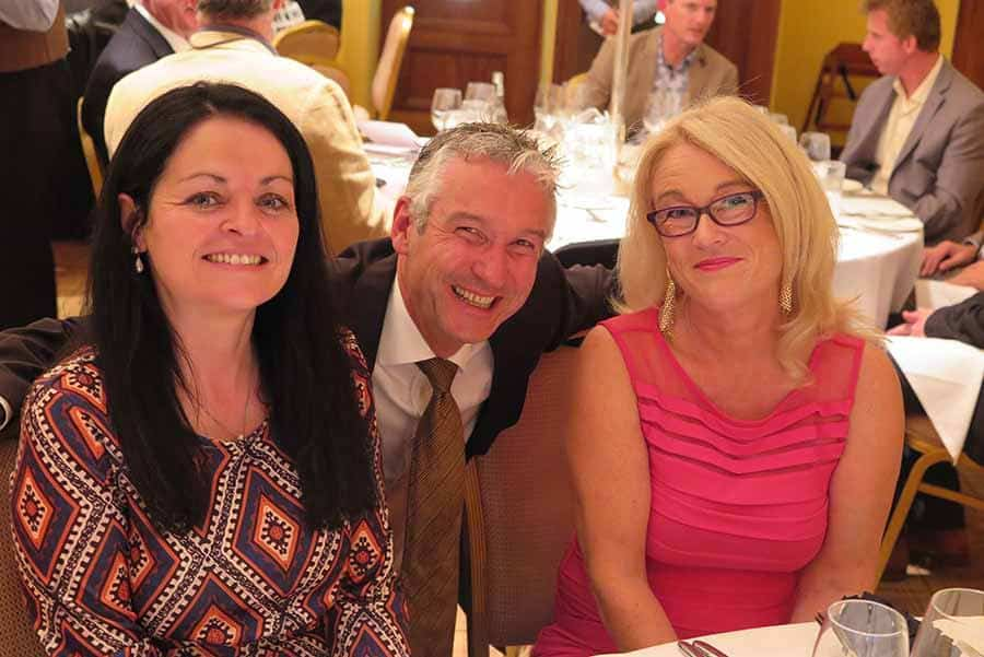 ASM Ireland with travel trade collegues